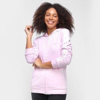 Jaqueta Adidas 3 Listras Feminina