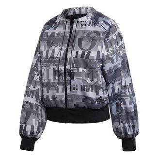 Jaqueta Adidas Cover Up Iterations Feminina