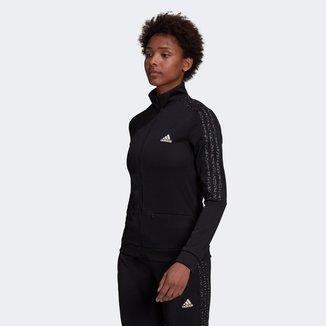 Jaqueta Adidas Sereno 3 Linhas Slim Feminina