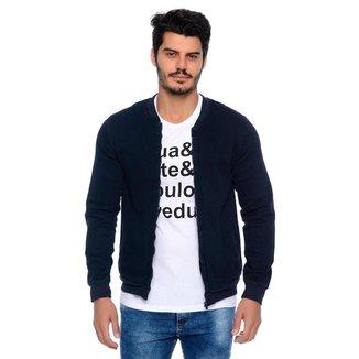 Jaqueta Bomber Jeans Emporio Alex