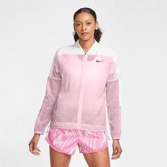 Jaqueta Corta-Vento Nike Icon Clash Feminina