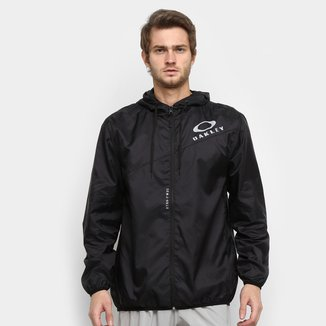 Jaqueta Corta Vento Oakley Ion Breath Windbreaker Masculina