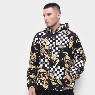 Jaqueta Cyclone Chess Tribal Masculina