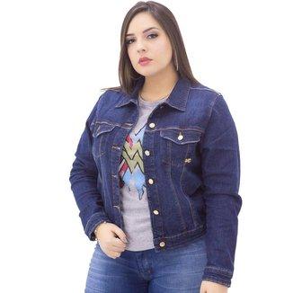 Jaqueta Feminina Plus Size Sol Jeans