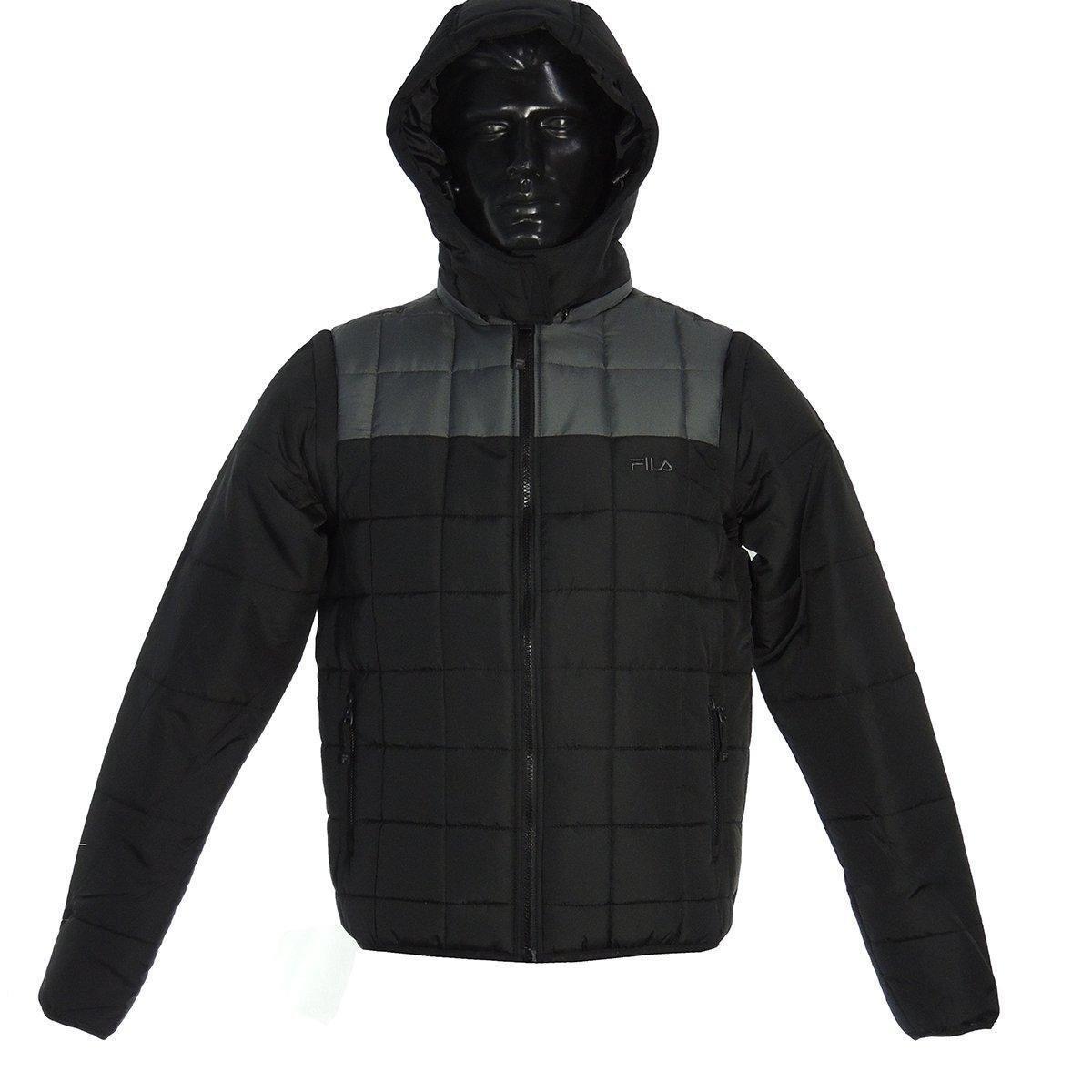 d3d629e2f23d3 Jaqueta Fila Vest - Compre Agora   Zattini