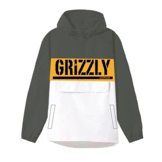 JAQUETA GRIZZLY STAMP ANORAK