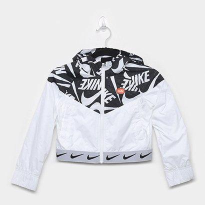 Jaqueta Infantil Nike G Nsw Wr Jacket Jdiy Feminina