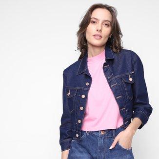 Jaqueta Jeans All Is Love Lisa Feminina