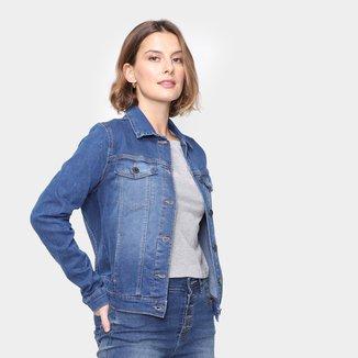 Jaqueta Jeans Calvin Klein Feminina