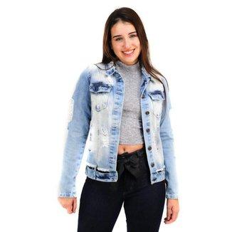 Jaqueta Jeans Naraka