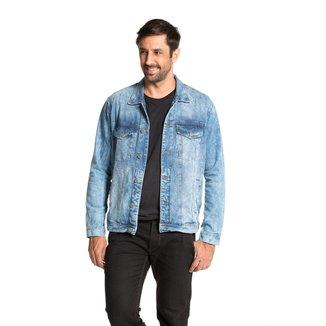 Jaqueta Jeans True You Brasil Denim Masculina