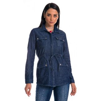 Jaqueta Jeans Zait Floyd
