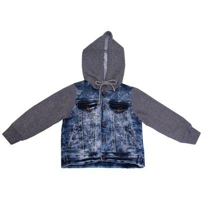 Jaqueta Molecotton Jeans - 1mais1