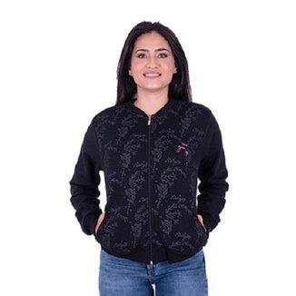 Jaqueta Moletom Estampada - Silk Sport (1230500)
