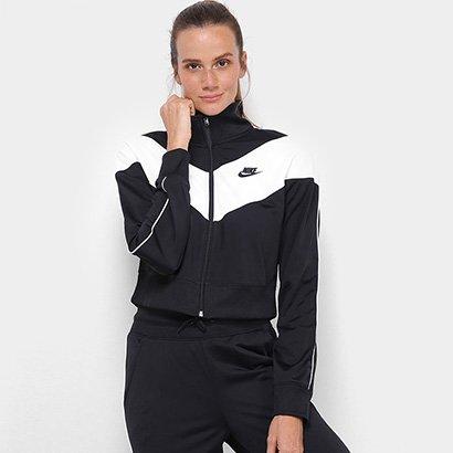 Jaqueta Nike Heritage Track Feminina