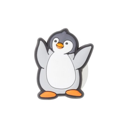 Jibbitz Charm Happy Penguin Chick