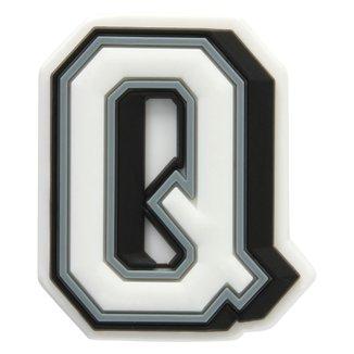 Jibbitz Crocs Letter Q Symbol