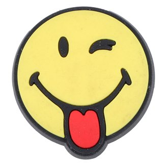 Jibbitz Infantil Crocs Smiley Brand Silly