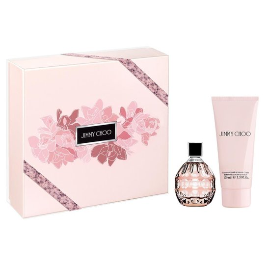 Jimmy Choo Kit - Eau de Parfum + Loção Corporal Kit - Incolor