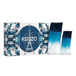 Kenzo Homme Kit – 2 Perfumes Masculinos EDP Kit