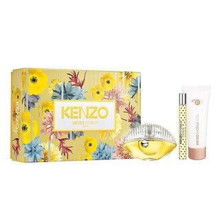 Kenzo World Power Kit – EDP 50ml + Travez Size + Creme Corporal Kit