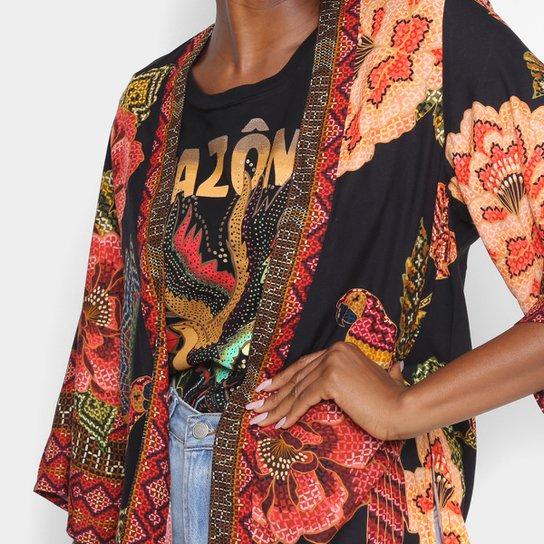 Kimono - Preto