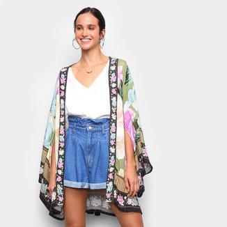 Kimono Farm Artesanal Liz Feminino