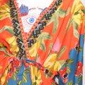 Kimono Farm Lenço Postal Feminino