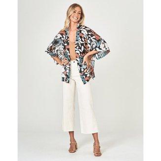 Kimono Zinzane Agnes P - OFF WHITE