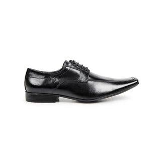Kit 01 Par de Sapatos s + Cinto + Porta Cédulas + Calçadeira