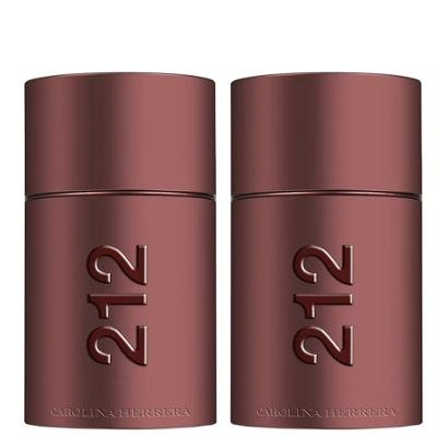 Kit 2 Eau de Toilette Carolina Herrera 212 Sexy Men - Masculino-Incolor