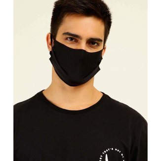 Kit 2 Máscaras De Proteção Masculina Anatômica D'Uomo - 10047799677