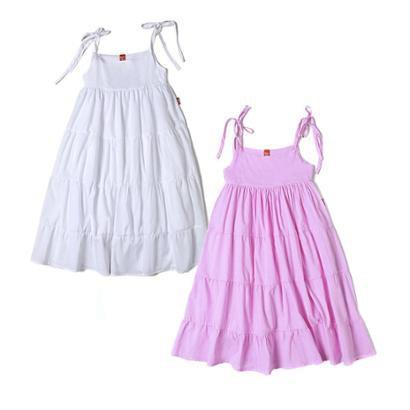 Kit 2 Vestidos Infantil Jokenpô Feminino
