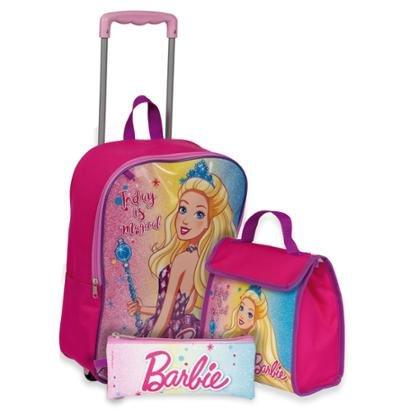 Kit Barbie 19 Super Mass Infantil