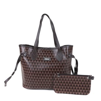 Kit Bolsa Polo London Club Handbag C/ Carteira Feminina