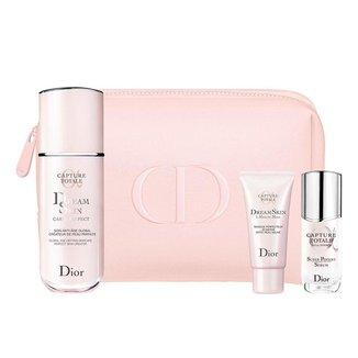 Kit Care Dreamskin Dior Máscara facial + Sérum + Fluído anti-envelhecimento