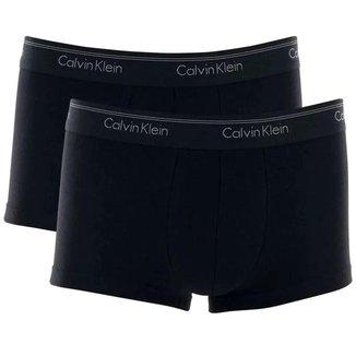 Kit Cueca Boxer Calvin Klein  2 PÇS