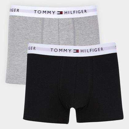 Kit de Cueca Boxer Tommy Hilfiger Brief 2 peças