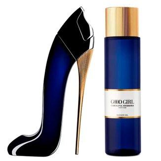 Kit Eau de Parfum 30ml + Gel 200ml Good Girl Carolina Herrera