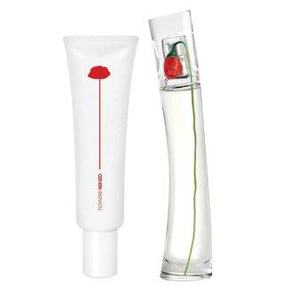 Kit Flower Refilável by Kenzo Eau de Parfum Perfume Feminino 30ml + Creme para mãos