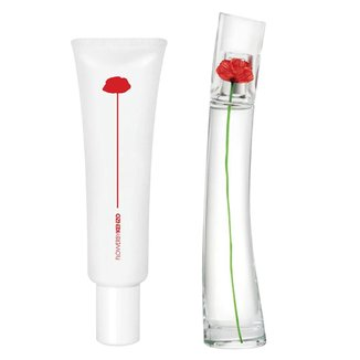 Kit Flower Refilável by Kenzo Eau de Parfum Perfume Feminino 50ml + Creme para mãos