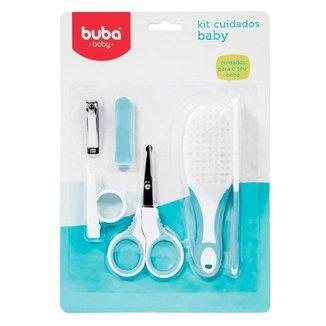 Kit Higiene Bebê Buba Cuidados para o Bebê