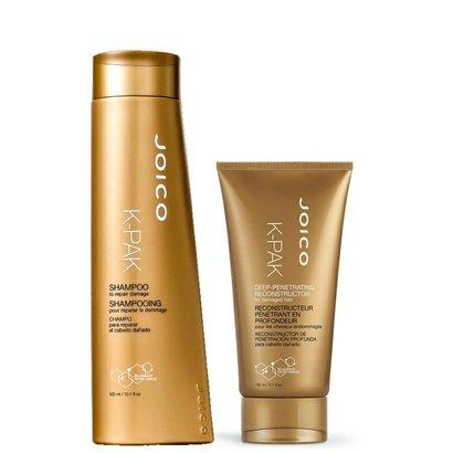 Kit Joico Shampoo K-Pack + Joico Deep Penetrating