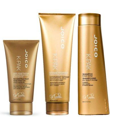 Kit Joico Shampoo K Pack300ml Joico Deep150gr Joic
