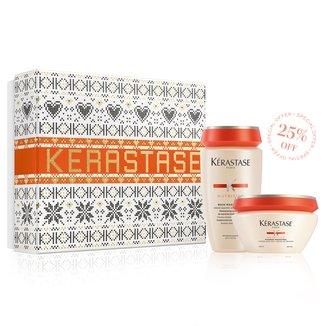 Kit Kérastase Nutritive Magistral Shampoo + Máscara de Tratamento