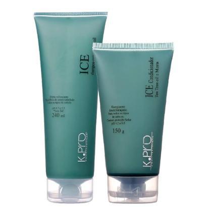 Kit Kpro Ice Tea Tree Oil 1 Shampoo 240Ml + 1 Condicionador 150G-Feminino