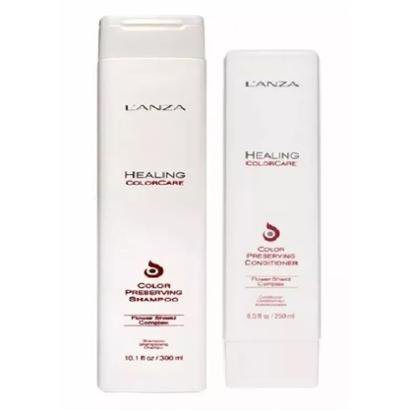 Kit Lanza Healing Color Care Shampo 300Ml E Cond.250Ml Cab.Coloridos