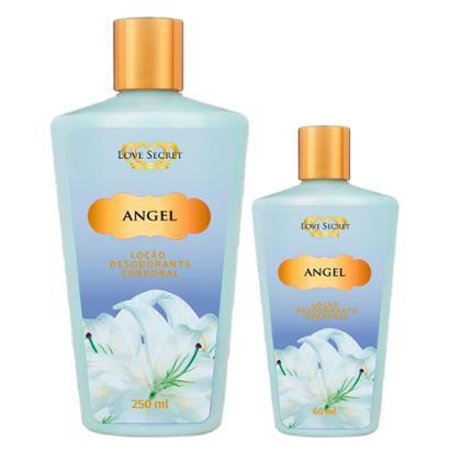 Kit Love Secret Angel Kit - Loção Desodorante + Loção Desodorante