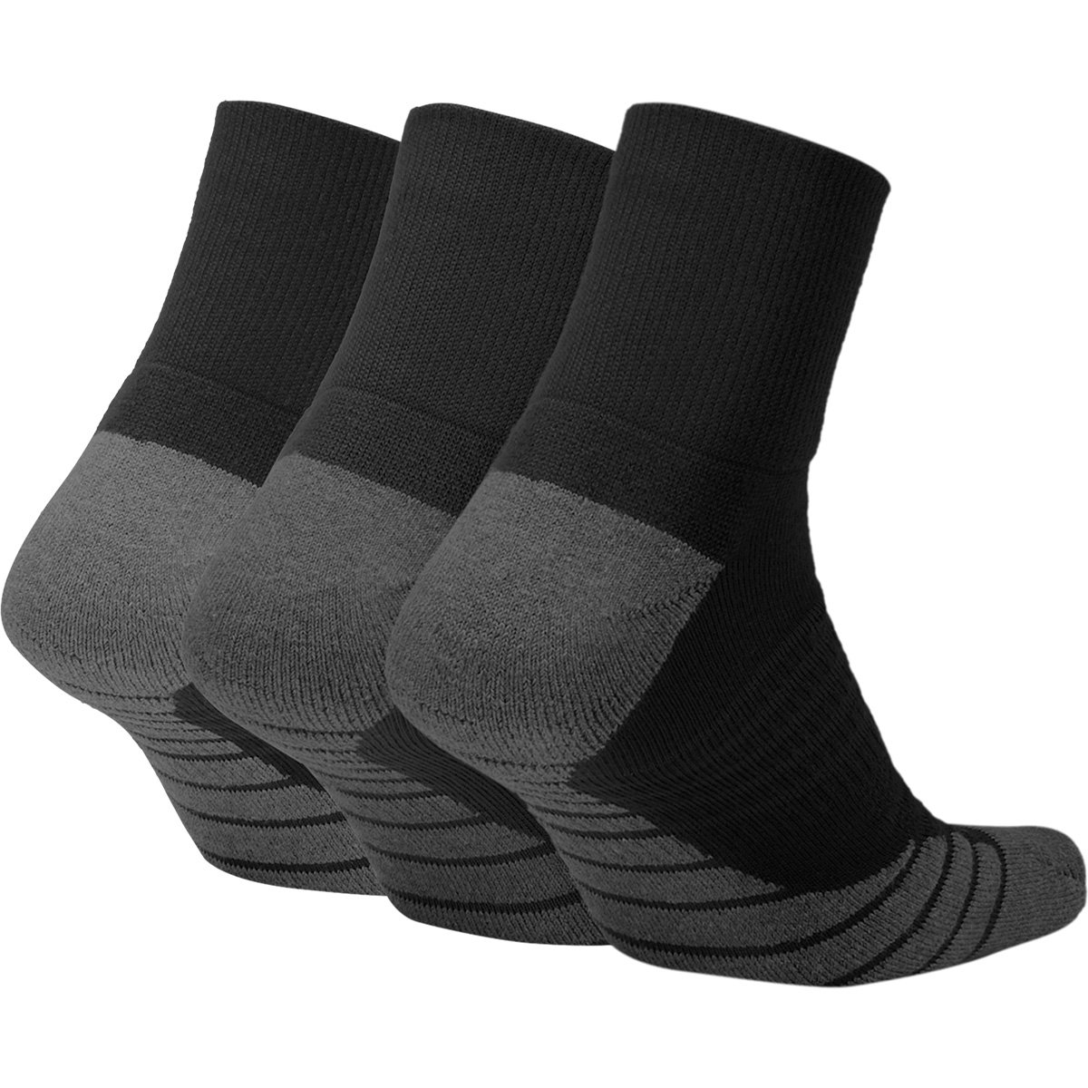c31107e7b Kit Meia Nike Dri-Fit Cushion 3 Pares - Compre Agora