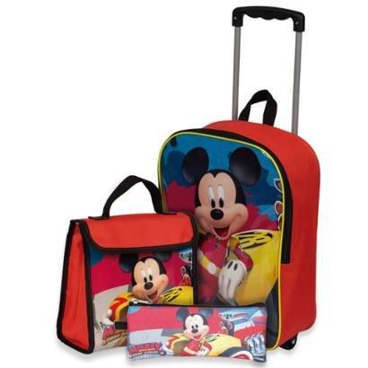 Kit Mickey 19 Super Mass Infantil